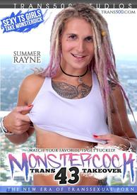 Monstercock Trans Takeover 43
